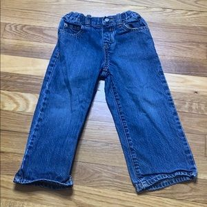 4/$25 Children's Place Loose Ample Jeans
